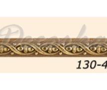 Молдинг с орнаментом Арт Багет 130-4 2,4м