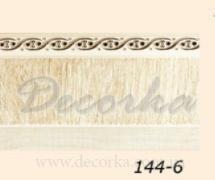 Плинтус Арт Багет 144-6 2,4м