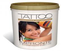 Фактурная декоративная краска-штукатурка Impronte TOP 0,75л.