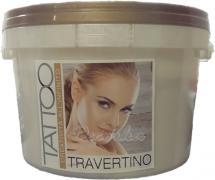 Фактурная известковая шт-ка MARMORINO/TRAVERTINO (Calce Intonaco Fine) 3,00л.