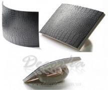 Комплект Штамп + для угов для придания материалу структуры кожи крокодила AFRICA ALLIGATOR