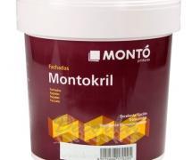 Структурная краска на водной основе Monto Montokril Rugoso 12л