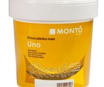Краска водоэмульсионная Monto Uno Tixoless Mate 4л