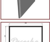 Боссаж фасадный Prestige Decor BC-102