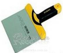 Шпатлевочная лопатка 200х120мм Dekor (art. 555)