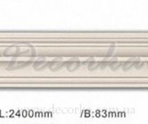 Карниз гибкий с гладким профилем Classic Home ET-85101Q 2,4м