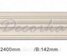 Карниз гибкий с гладким профилем Classic Home ET-8516Q 2,4м