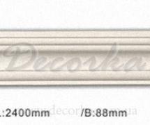 Карниз гибкий с гладким профилем Classic Home ET-8518Q 2,4м