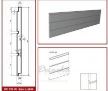 Накладная панель Prestige Decor HC-101-30 2м