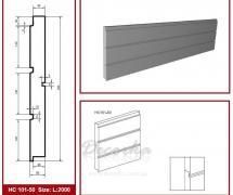 Накладная панель Prestige Decor HC-101-50 2м