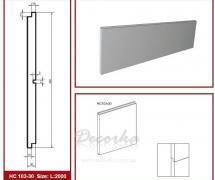 Накладная панель Prestige Decor HC-103-30 2м