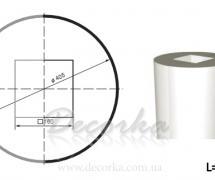 Колонна гладкая Prestige Decor LC-103-2 2м