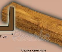 Балка DecoWood Модерн ED104 1м Дуб светлый