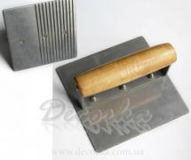 Инструмент TRAVERTINO STYLE — инструмент для финишной обработки покрытия травертино