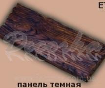 Панель DecoWood Модерн ET405 1м Дуб темный