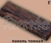 Панель DecoWood Модерн ET406 1м Дуб темный
