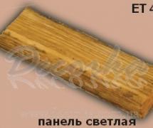 Панель DecoWood Модерн ET406 1м Дуб светлый