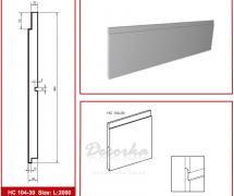 Накладная панель Prestige Decor HC-104-30 2м