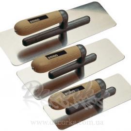 Кельма для венецианской штукатурки 280х120х0,6мм Oikos (art. 114)
